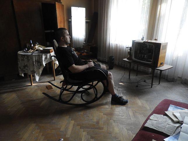 Łukasz, prowadzący fanpage Forgotten Urbex Polska