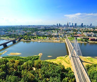 Smog Warszawa – 9 grudnia: dobra jakość powietrza