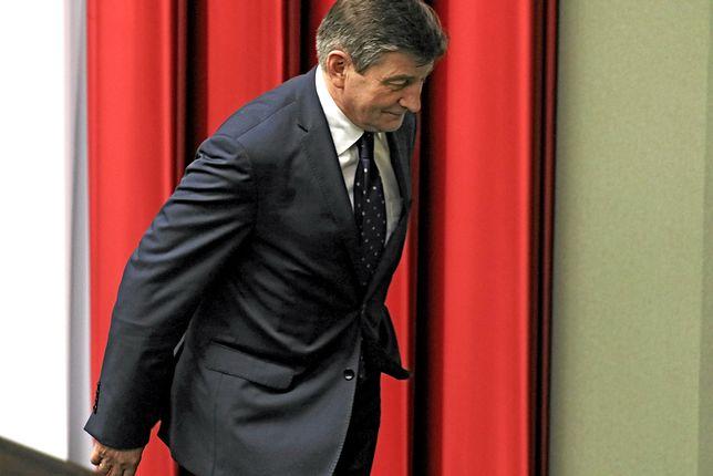 Kuchciński odpiera zarzuty