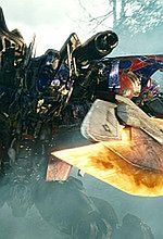 [wideo] ''Transformers 3'' - symfonia chaosu Michaela Baya