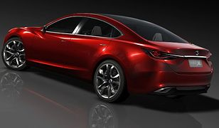 Mazda Takeri: klasyczny wojownik