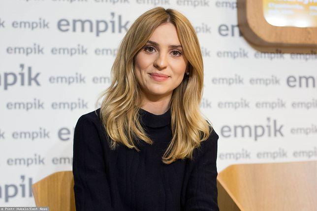 Kasia Tusk poczuła obowiązek wypromowania Olgi Tokarczuk na Instagramie