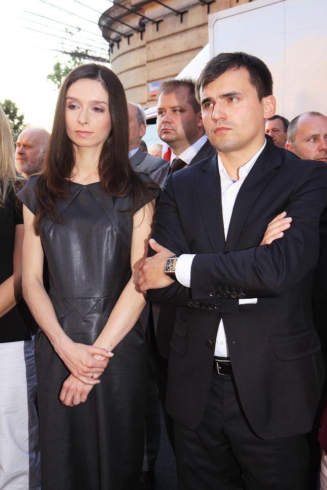 Małżeństwo Kaczyńskiej i Dubienieckiego to przeszłość. Teraz ułożą sobie życie na nowo?