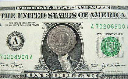 Dolar najsłabszy od 2 miesięcy. Kurs spadł poniżej 4,10 zł