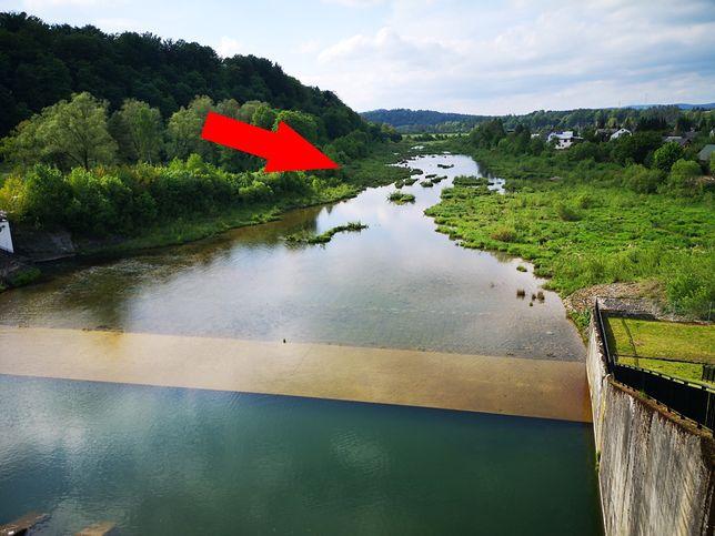 Spór o znikającą rzekę. Ekolodzy i wędkarze powstrzymali zrzut wody