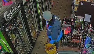 Mężczyzna okradał sklep. Właściciel publikuje nagranie i szydzi