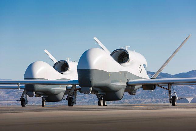 Trump o zestrzeleniu amerykańskiego drona przez Iran: ogromny błąd