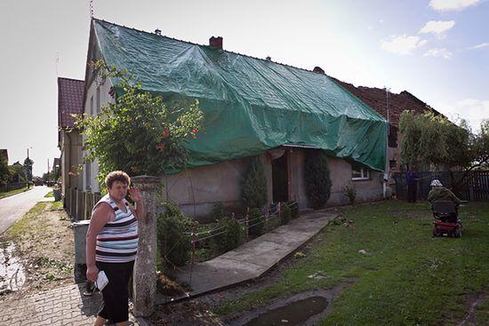 Niszczycielskie nawałnice nad Polską - zobacz zdjęcia