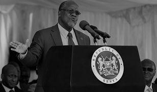 Tanzania. Nie żyje prezydent John Magufuli