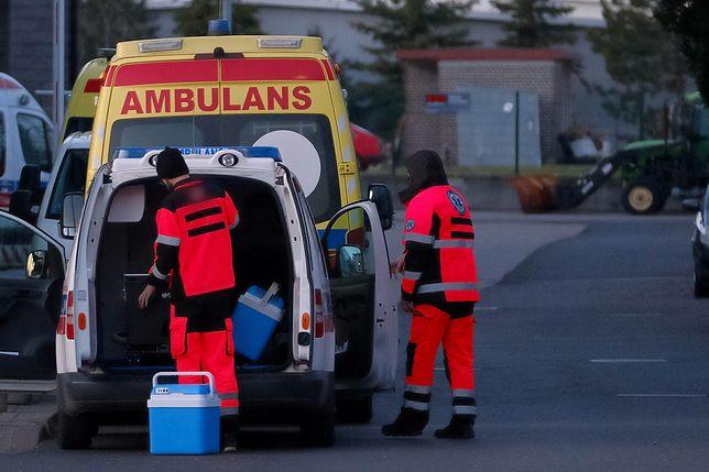 Koronawirus w Polsce. Tomczyce: 70 osób w domu pomocy społecznej zakażonych