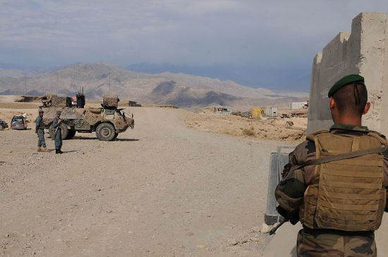Afganistan może się uczyć transformacji od Polski