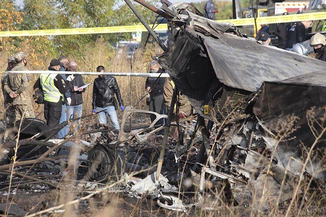 Ukraina. Katastrofa samolotu. Jedyny ocalały: to działo się jak w grze komputerowej