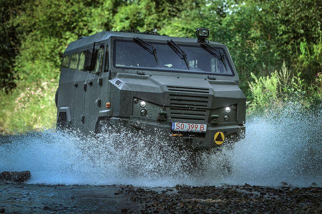 Przetarg organizowany przez Inspektorat Uzbrojenia ma doprowadzić do zakupu aż 913 pojazdów