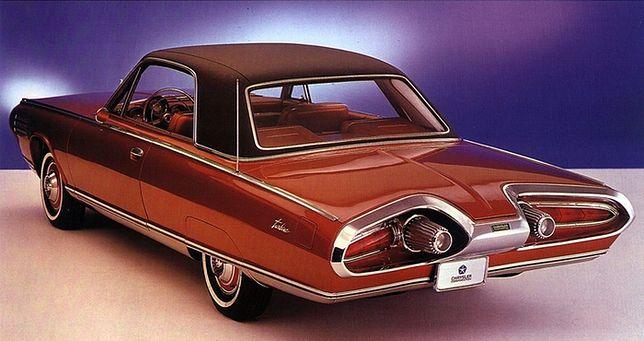 Chrysler Turbine Car: futurystyczny napęd