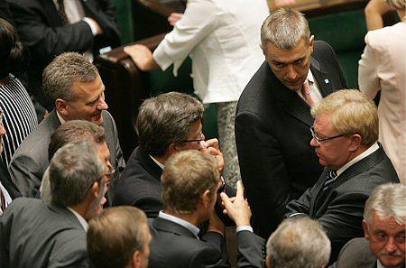 Chlebowski: w pierwszym roku rewolucji nie będzie