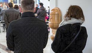 Kraków. W sanktuarium w Łagiewnikach pojawiły się bezdotykowe kropielnice