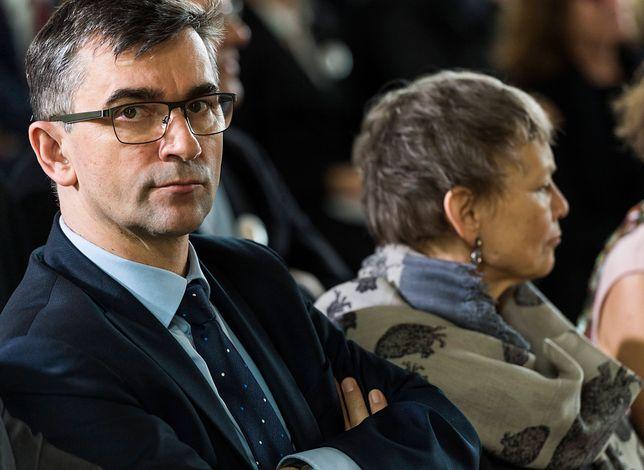 """Ambasador Andrzej Przyłębski nazwał ostatni wiek niemieckiej polityki wobec Polski """"katastrofą"""""""