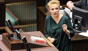 """Joanna Scheuring-Wielgus mówiła o projekcie """"Stop pedofilii"""""""