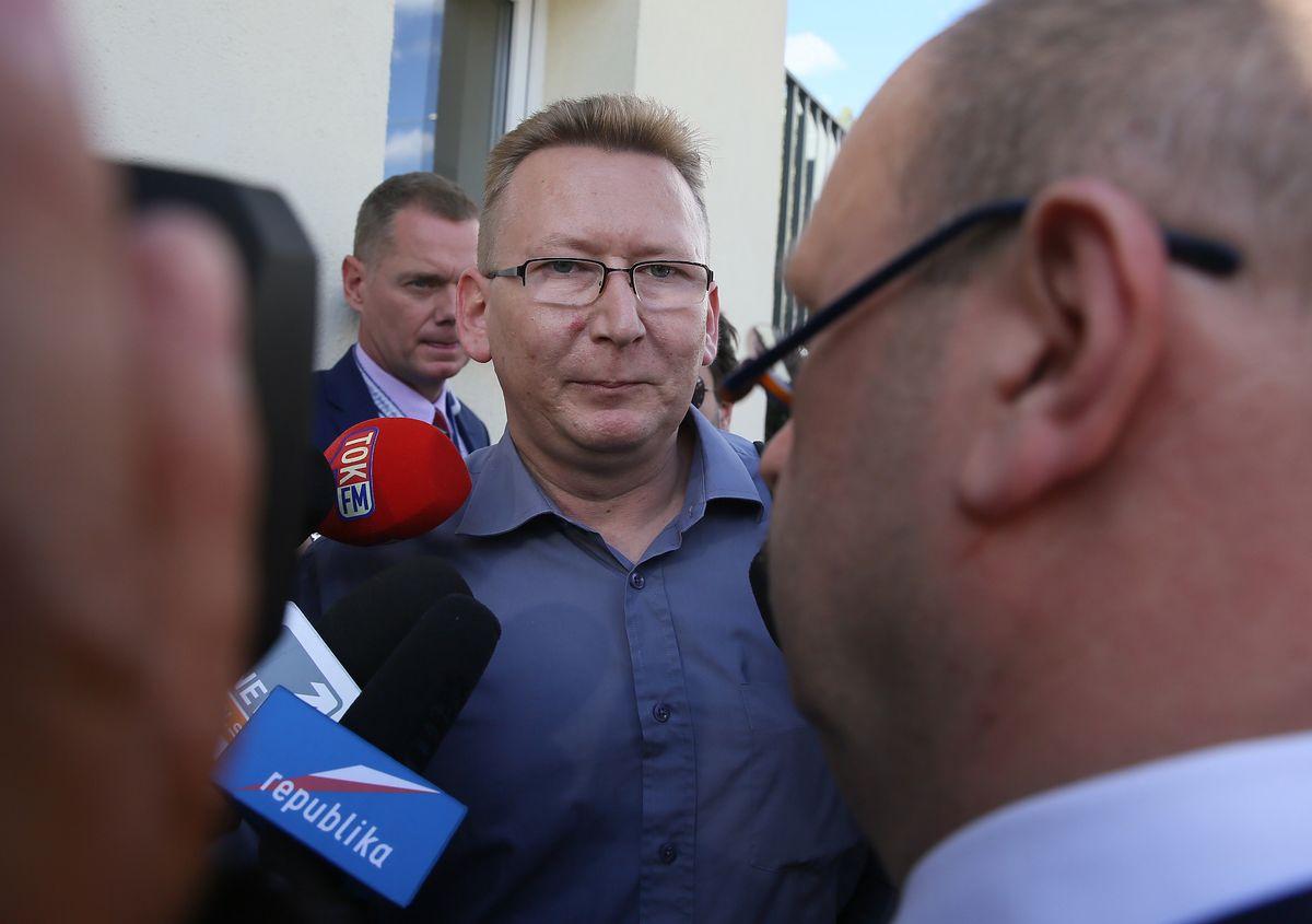 Piotr Walentynowicz: to, co zobaczyliśmy z ojcem w czasie ekshumacji w 2012 było przerażające