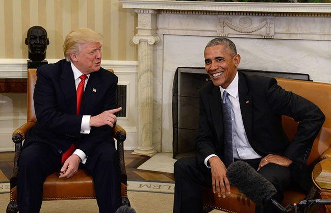 Biały Dom przekonany: Trump był podsłuchiwany