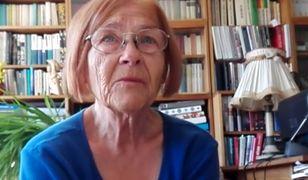 """""""Na koniec życia chciałabym wreszcie wyjść z obozu"""". Przeżyła powstanie i Auschwitz, teraz apeluje do internautów"""