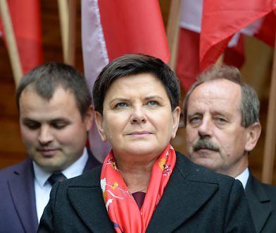 Beata Szydło twierdzi, że start Donalda Tuska w wyborach prezydenckich jest niewykluczony
