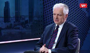 Jarosław Gowin o projekcie nowelizacji ustawy o SN. Zdradza szczegóły