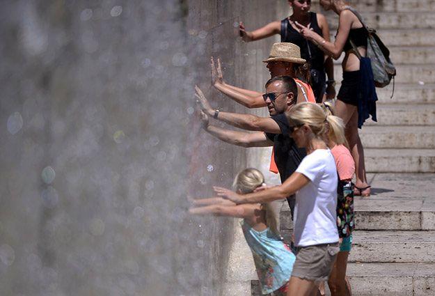 Śmiertelne upały we Włoszech. 6 osób nie przeżyło piątku