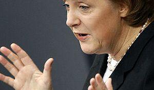 Merkel: kobiet nie ma w zarządach firm - to skandal!