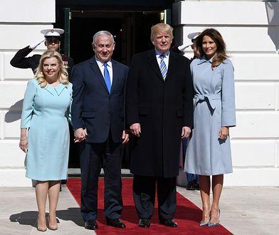 Kobiety chcą wyglądać jak Melania Trump. Płaszcz z sieciówki wyprzedał się błyskawicznie
