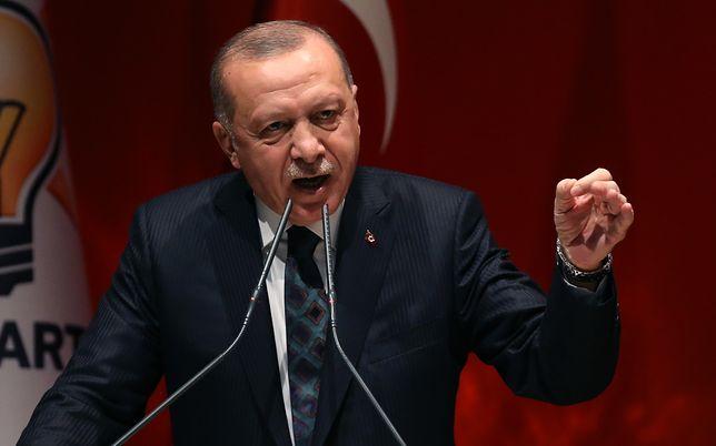 "Nuklearne ambicje Erdogana. ""Chce być jak sułtan"""