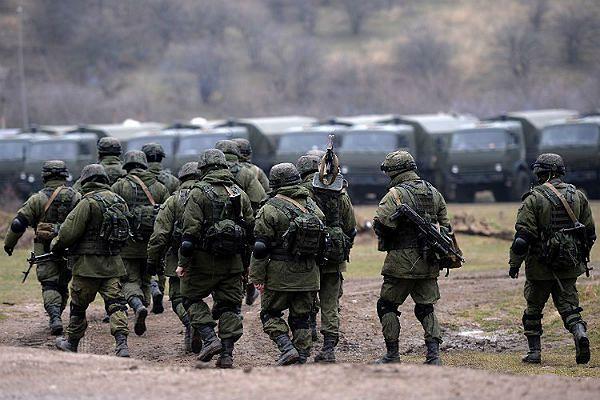 """""""Rosja nie prowadzi żadnych działań wojskowych na Ukrainie i nie będzie ich prowadzić"""""""
