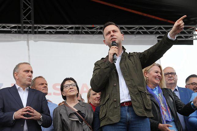Wybory do europarlamentu 2019. Konwencja KE w Krakowie. Oglądaj na żywo