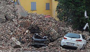 Włochy: ponad 100 wstrząsów wtórnych na północy kraju w ciągu doby