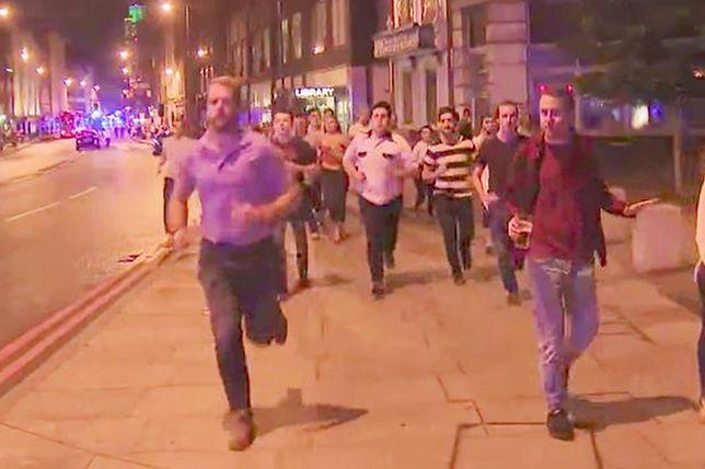 Atak terrorystyczny w Londynie. To zdjęcie wywołało burzę w Wielkiej Brytanii