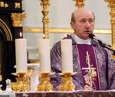 Ksiądz Marek Gałęziewski był proboszczem parafii św. Karola Boromeusza od 1992 roku