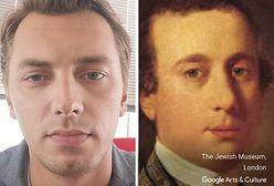 Google Art Selfie w Polsce. Znajdź sobowtóra na malarskich płótnach