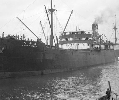 """Zatopienie Junyo Maru. 5200 ofiar japońskiego """"piekielnego statku"""""""