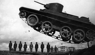 Najszybszy czołg świata. BT: pancerna pięść sowieckiego blitzkriegu