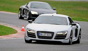 Sportowe Audi w akcji: od kombi po supersamochód