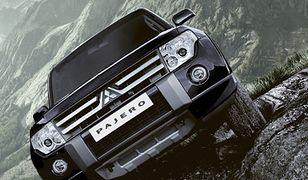 Mitsubishi Pajero: prosto z gór