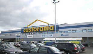 Castorama wciąż jest otwarta, chociaż nie odnotowuje zwiększonego ruchu.