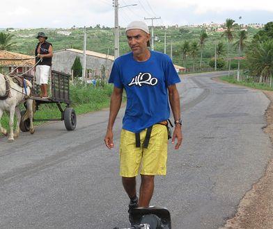Marcelo Silva - przez świat na deskorolce