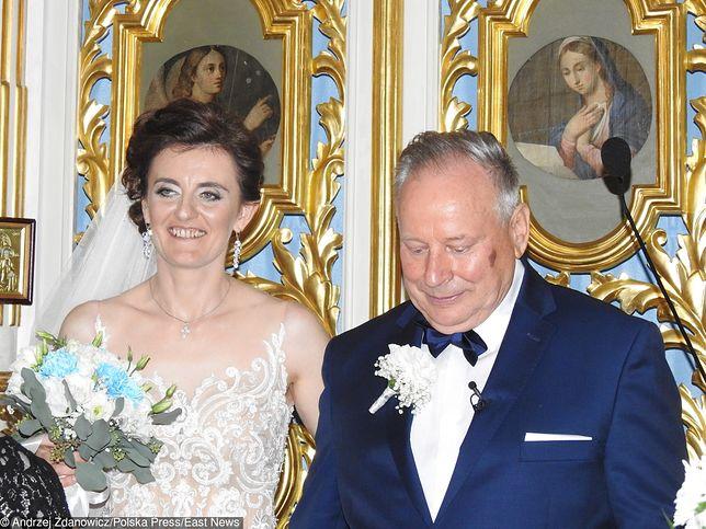 Rolnik szuka żony: ślub Mikołaja dla wielu był zaskoczeniem