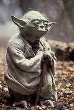 Yoda - postać ze świata Star Wars