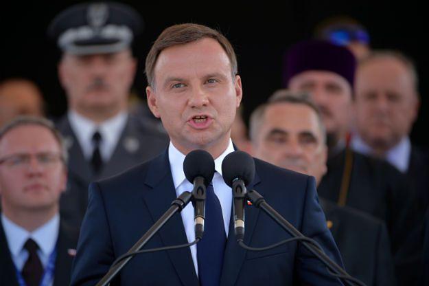 Prezydent Andrzej Duda powołał ministrów i szefa BBN