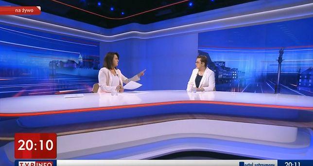Danuta Holecka i Katarzyna Lubnauer