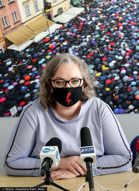 Marta Lempart powiedziała, że zmiany sugerowane przez Platformę Obywatelską nie są zmianami jej marzeń, ale cieszą ją i traktuje je jako sukces Strajku Kobiet