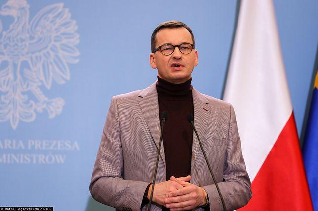 Mateusz Morawiecki o reformie sądownictwa. Podał głośne przykłady z ostatnich dni