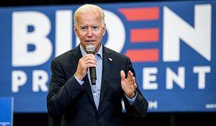 USA. Joe Biden piszę o amerykańskich relacjach z Polską